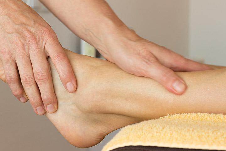 Physiotherapie Behandlung